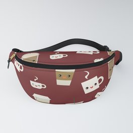 Coffee Break Fanny Pack