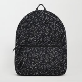 Yer a Wizard Backpack