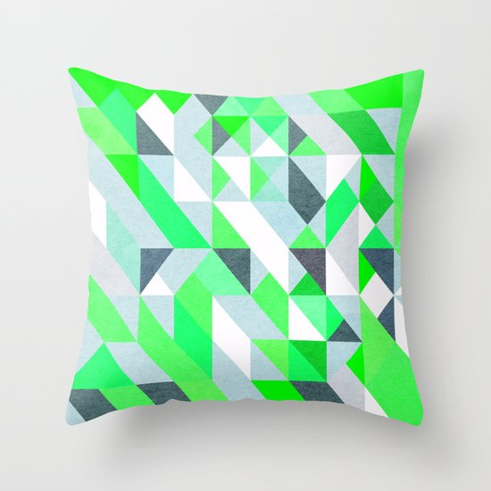 With nothing left to hide 3/3 Throw Pillow