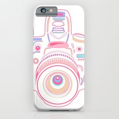 Pastel Cute Camera Slim Case iPhone 6s
