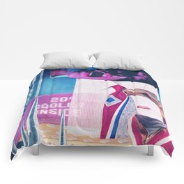 Baby, It's Cold Outside Comforters