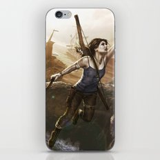 My name is Lara iPhone & iPod Skin