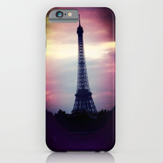 Colorful Tower iPhone & iPod Case