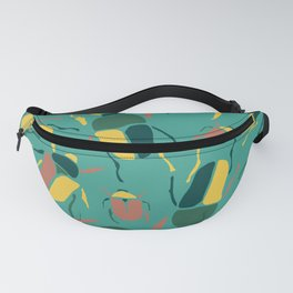 Exotic Beetle Fanny Pack