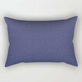 Tracer Versus Mei Rectangular Pillow