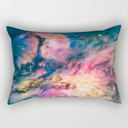 The awesome beauty of the Orion Nebula  Rectangular Pillow