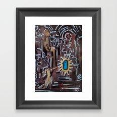 Murray Sent from God  Framed Art Print