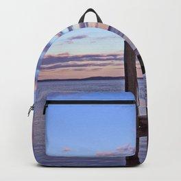 Pier Pink Backpack
