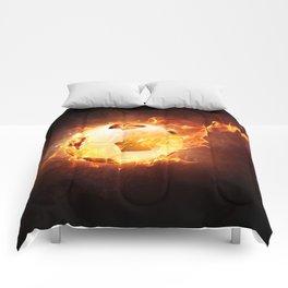 Soccer Ball Comforters