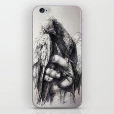 Hand of Freedom iPhone & iPod Skin