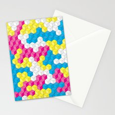 CUBOUFLAGE CANDY Stationery Cards