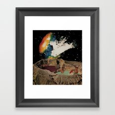 Kepler Pool Party Framed Art Print