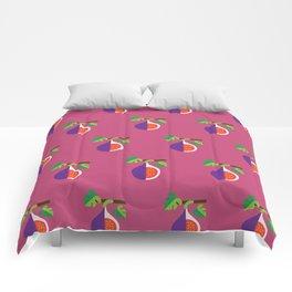 Fruit: Fig Comforters