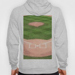 Baseball field Hoody