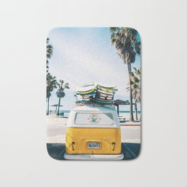 Surfing van Bath Mat