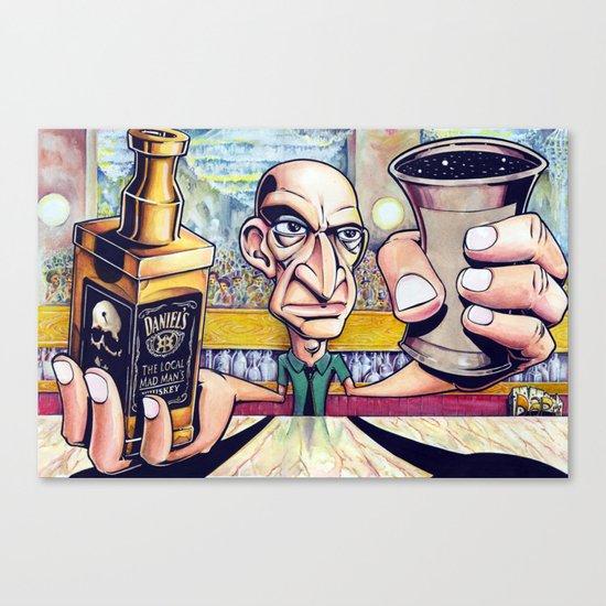 My life at 30 Canvas Print