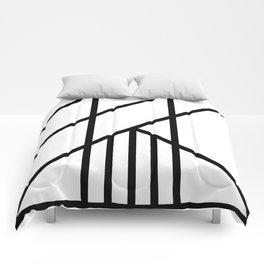 Bold Deco Comforters