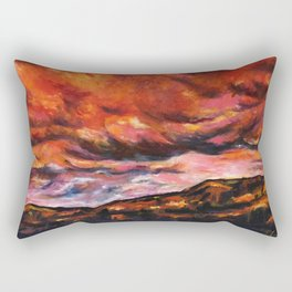 July in New Mexico Rectangular Pillow