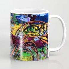 Copper lines Mug