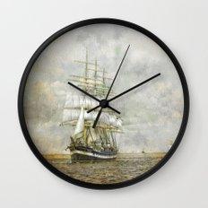 The Kruzenshtern Wall Clock