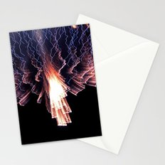 Cloud of fire Stationery Cards