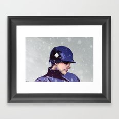 Doc Roe Framed Art Print