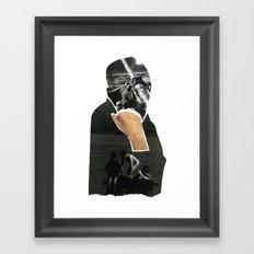 What's Going On ? Framed Art Print