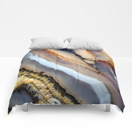 Agate astract Comforters