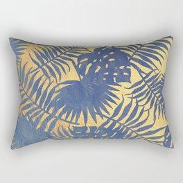 Chicago Gold Rectangular Pillow