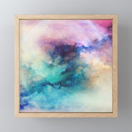 Dreaming by Nature Magick Framed Mini Art Print