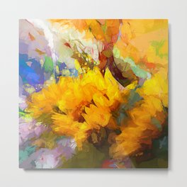 Sunflower 2018 Metal Print