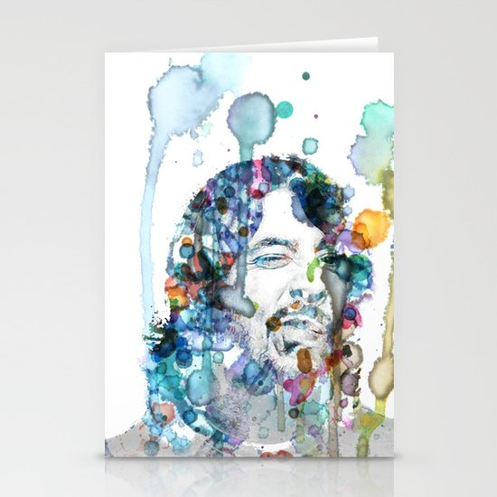 Dave Grohl Stationery Cards