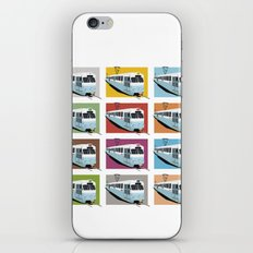 Gothenburg tramway iPhone & iPod Skin