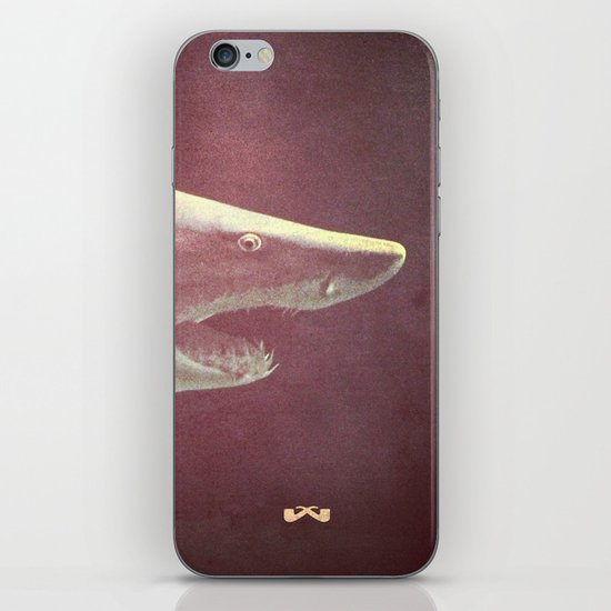 Tyrannical Cartilage. iPhone & iPod Skin