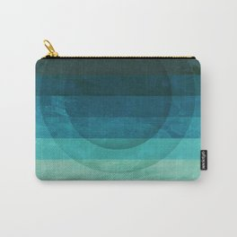 Colors Feels Like We Only Go Backwards - V04 Carry-All Pouch