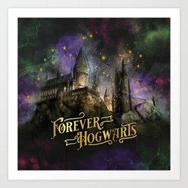 Forever H Art Print