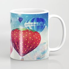 Dreaming of Hot Air Balloons Mug