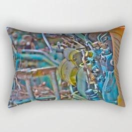 Machine Rectangular Pillow