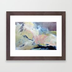 0 9 4 Framed Art Print