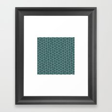 #546 Incremental – Geometry Daily Framed Art Print