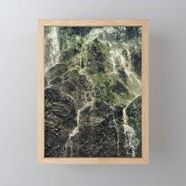 Fresh Water Framed Mini Art Print