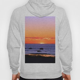 Stunning Seaside Sunset Hoody