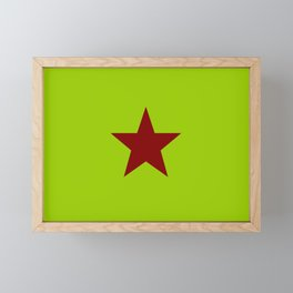 Stars 27 Framed Mini Art Print