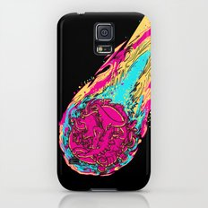 dinosaur asteroid Galaxy S5 Slim Case