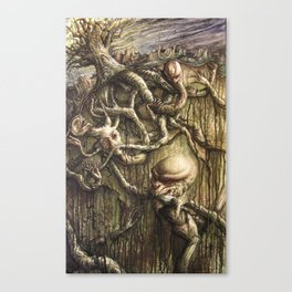 Root of Bitterness Canvas Print