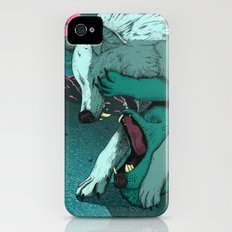 Ballad of the Wolf iPhone (4, 4s) Slim Case