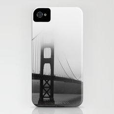 SF Golden Gate iPhone (4, 4s) Slim Case