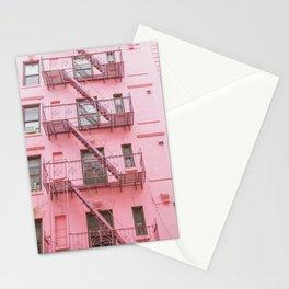Pink Soho NYC Stationery Cards