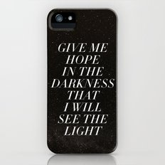 Ghosts That We Knew iPhone (5, 5s) Slim Case