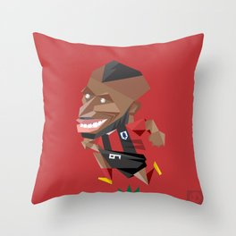 BOAZ SALOSSA Throw Pillow